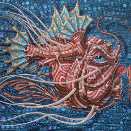 Anglerfish by Victor Molev