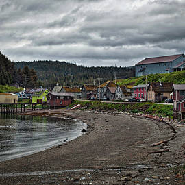 Angoon Alaska Dramatic by Cathy Mahnke