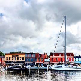Susan Savad - Annapolis Md - City Dock