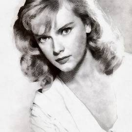 John Springfield - Anne Francis, Vintage Actress