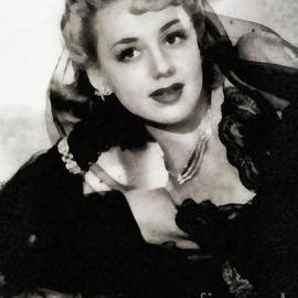 Anne Shirley, Vintage Actress - John Springfield