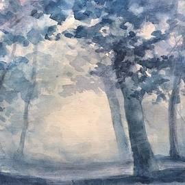 Gulina Oksana - Another Blue Season