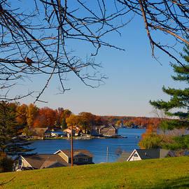 Tina M Wenger - Another Serene Lake Nearby Hamilton Indiana