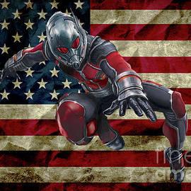 Doc Braham - Ant Man - Doc Braham - All Rights Reserved