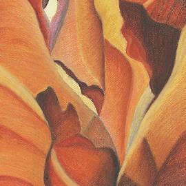 Anne Katzeff - Antelope Canyon 4 - For Gloria
