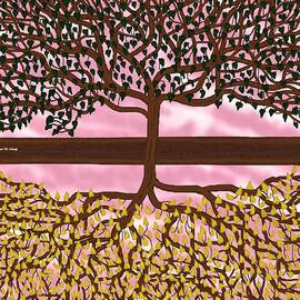 Anternate Reality Trees 1 by Chante Moody