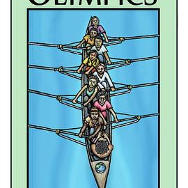Anti-Oppression Olympics by Ricardo Levins Morales