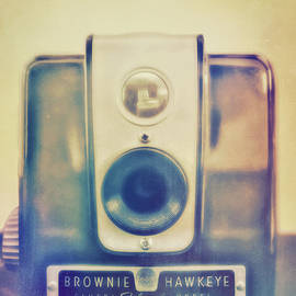 Ann Powell - Antique Brownie Camera Vintage Style