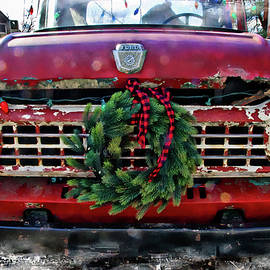 Suzanne Stout - Antique Ford Christmas