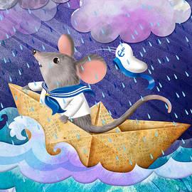Anton Pirulero, el raton aventurero by Andrea Piccardo