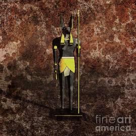 Anubis by Raphael Terra and Mary Bassett - Raphael Terra