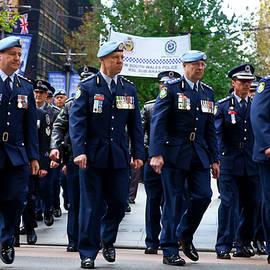 Miroslava Jurcik - Anzac Parade - NSW Police