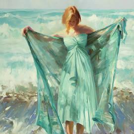 Aphrodite by Steve Henderson
