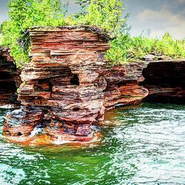 Deborah Klubertanz - Apostle Islands Sea Caves