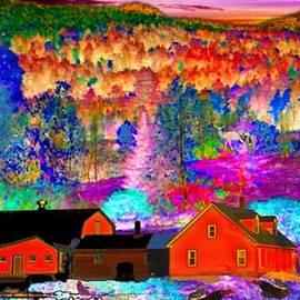 Mike Breau - Appalachian Foliage Wonders