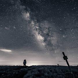 Serge Skiba - Appalachian Trail Hike At Night