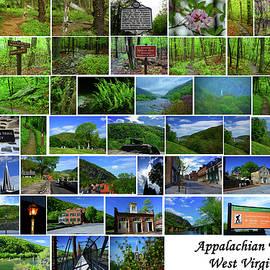 Appalachian Trail West Virginia by Raymond Salani III