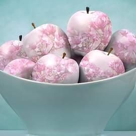 Apple Blossoms by Chrystyne Novack