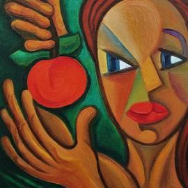 Apple by Vera Komarova