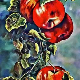 Kathy Atkins - Apples .... Overlooked Hidden Gems