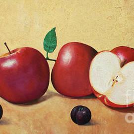 Kristian Leov - Apples And Plums