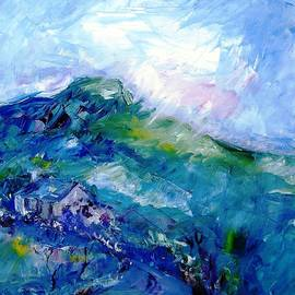 Trudi Doyle - Approaching Rain Eagle Hill Hacketstown