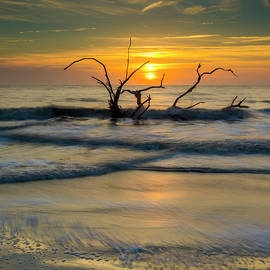 Approaching Tide by Ray Silva