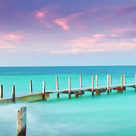 Aqua Waters  by Az Jackson