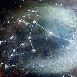 Vali Irina Ciobanu - Aquarius.Aquarius Constellation. Aquarius art.