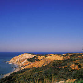 Bob Pizaro - Aquinnah Cliffs/Lighthouse