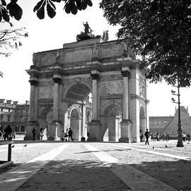 Alex Cassels - Arc de Triomphe du Carrousel
