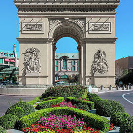 Aloha Art - Arc De Triomphe Paris Casino Las Vegas