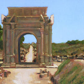 David Zimmerman - Arch of Septimius Severus