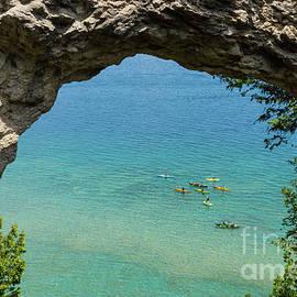 Jennifer White - Arch Rock Canoeing
