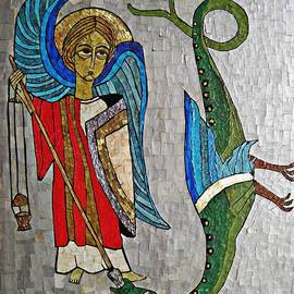 Sarah Loft - Archangel Michael and the Dragon