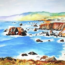 Carlin Blahnik - Arched Rock Sonoma Coast California