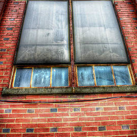 Arched Window by Dan Stone
