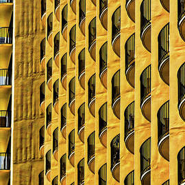 Mitch Shindelbower - Architectural Abstract