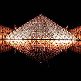 Lilia D - Architectural symmetry