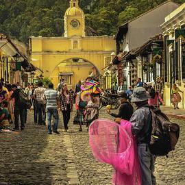 Arco de Santa Catalina - Antigua Guatemala II