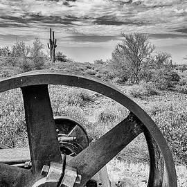 Arizona Gold Mining Equipment by Elisabeth Lucas