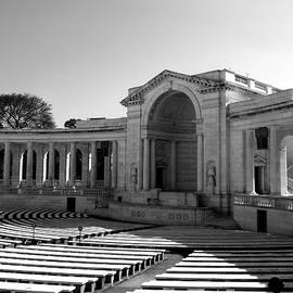 Arlington Memorial Amphitheater by Danielle R T Haney