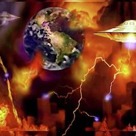 Armageddon by Hartmut Jager
