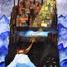 Callan Percy - Arrival At Moonlight Kingdom