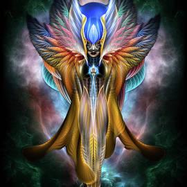 Xzendor7 - Arsencia Ethereal Glory Fractal Portrait
