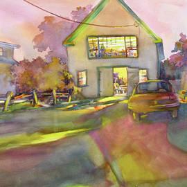 Virgil Carter - Art Barn, Port Clyde