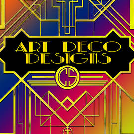 Art Deco Designs by Chuck Staley