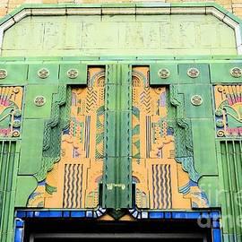 Janette Boyd - Art Deco Facade at Old Public Market