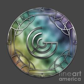 Mary Machare - Art Deco Monogram - G
