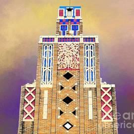 Janette Boyd - Art Deco Public Market Tower
